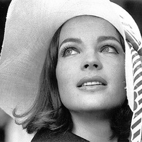 Romy Schneider London-1968