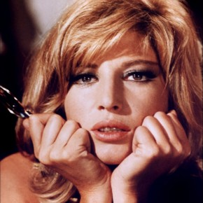 Monica Vitti in Modesty Blaise-1965